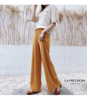 LA Freedom Knit Wide Leg Pants