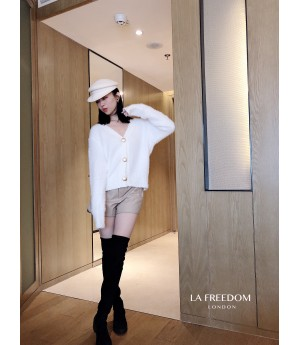 LA Freedom Soft Knit Cardigan
