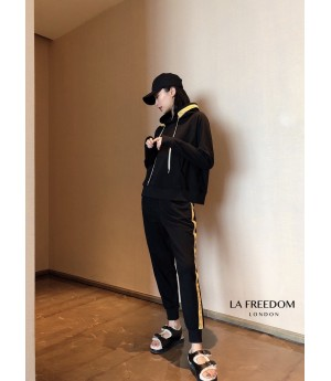 LA Freedom Ribbon Mutilcolor Sportswear Two-Piece