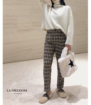 LA Freedom Lattice Plush Pants