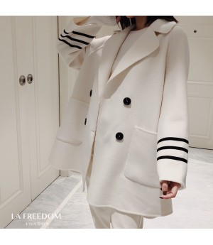 LA Freedom Leisure A Shape Coat