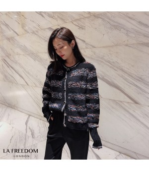 LA Freedom Gypsophila Knit Cardigan