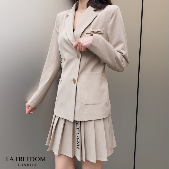 LA Freedom French Bull Embroidery Suit