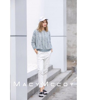 MacyMccoy White Pants