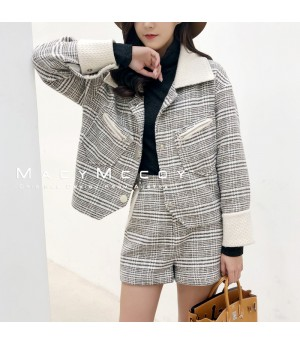 MacyMccoy Grey Suit