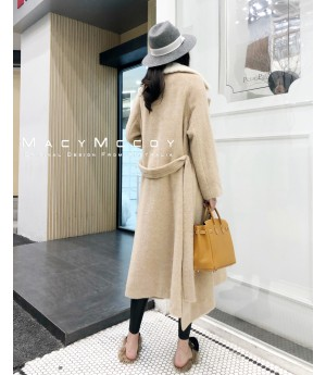 MacyMccoy Mink Long Coat
