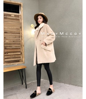 MacyMccoy Mink Short Coat