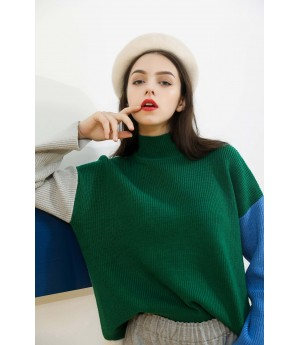 MacyMccoy green coloured sweater