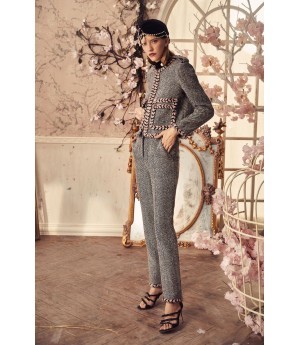 Marie Elie Selvage trousers