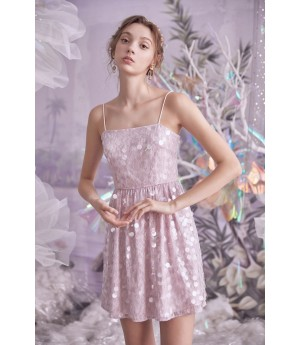 Marie Elie ZILing Shinning Dress