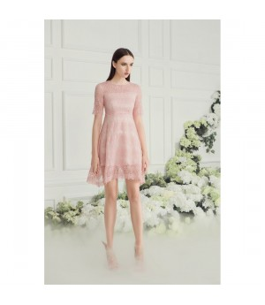Marie Elie Begonia Dress