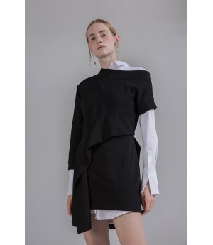 Rumia The Chance Hooded Dress