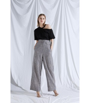 Rumia Night Rain Stripe Pants