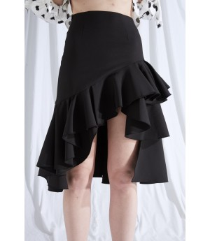 Rumia Kiss By Kiss Skirt- Black