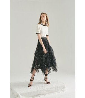Rumia Black Seem As Skirt