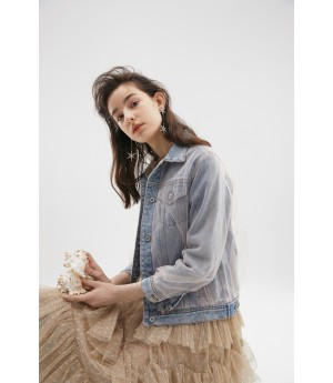 Rumia Dipsy Denim Jacket