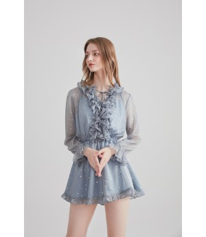 Rumia Desired Zone Playsuit