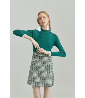 Rumia Ombre Knit Dress