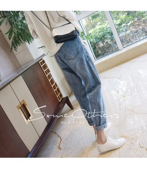 SomeOthers High-Rise Wide-Leg Jeans