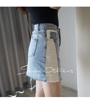 SomeOthers Denim Skirt