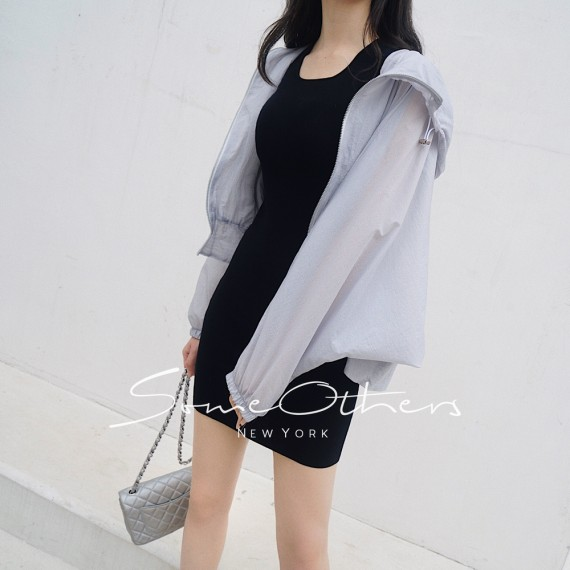 SomeOthers hooded Jacket-Grey