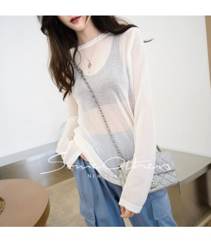 SomeOthers Casual Tops-White