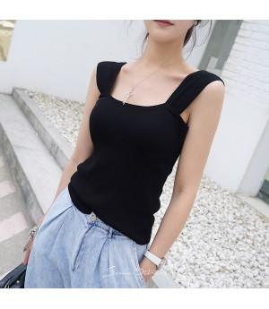SomeOthers Knit Tops-Black