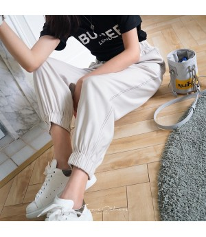 SomeOthers Casual Pants-Rice Color