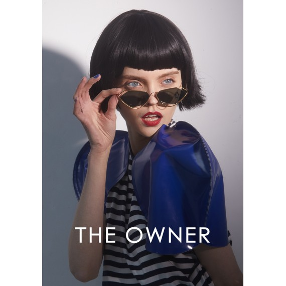 The Owner Sunglasses- Neo- Dark Gray