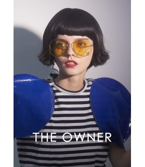 The Owner Sunglasses- ODYSSEY- Yellow