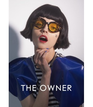 The Owner Sunglasses- AMIDALA- Yellow