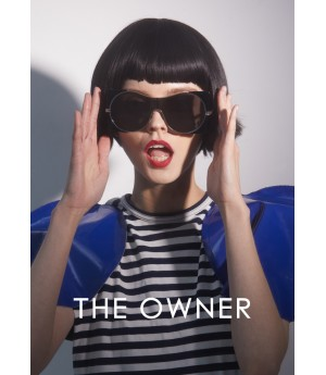 The Owner Sunglasses- HALO- Black