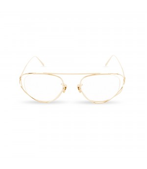 The Owner Glasses- 2049- Gold