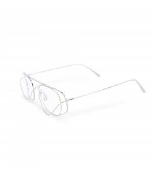 The Owner Glasses- 2049- Silver