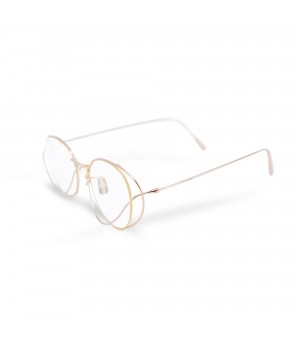 The Owner Glasses- 2046- Gold