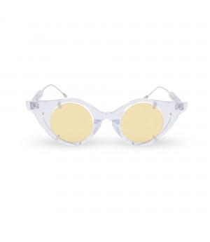 The Owner Sunglasses- METROPOLIS- Yellow