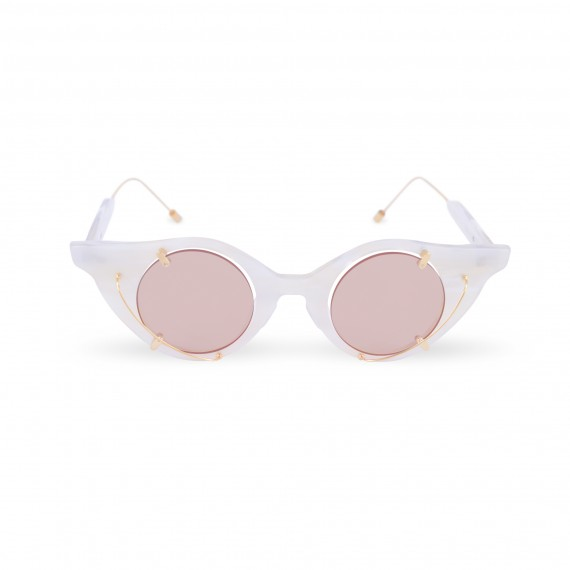 The Owner Sunglasses- METROPOLIS- Pink