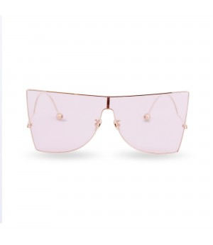 The Owner Sunglasses- V- Pink