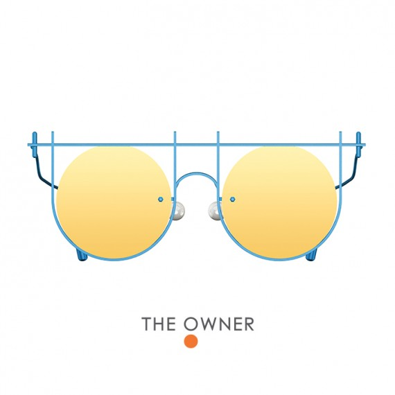 The Owner Sunglasses- Arch