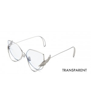 The Owner Sunglasses-Wonderland Transparent
