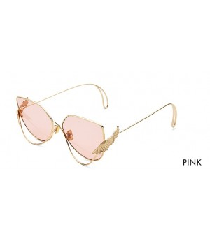 The Owner Sunglasses-Wonderland Pink
