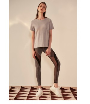 WISKII Grey Legging