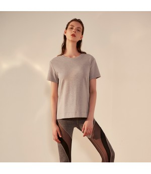 WISKII Grey T-Shirt