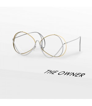 The Owner glasses -Mobius